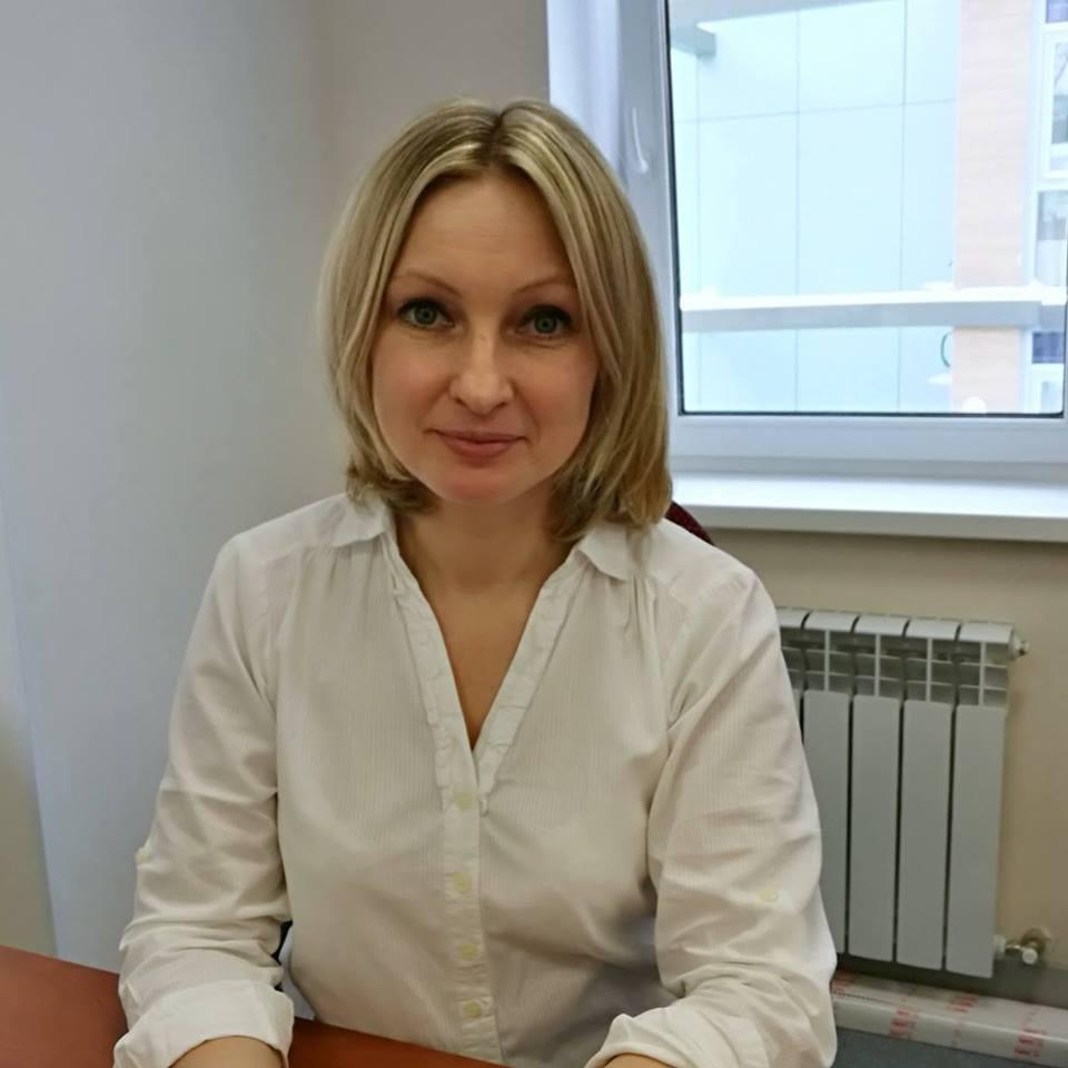 Зинаида Борисычева - Руководитель Департамента по работе с партнерами